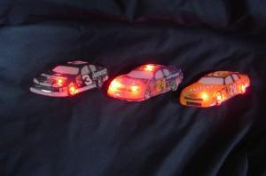 Car Magnetic Flashing Badge
